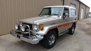 hemmings find of the day u2013 1988 toyota land cruiser hemmings daily