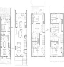 Executive House Plans Floor Plan In Restored Four Story Lincoln Place Brooklyn