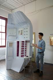 Home Living Design Quarter Home Sweet Habitat Students Help Nasa Design Mars Spacecraft