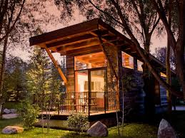 tiny cabins plans tiny house big living these itsy bitsy homes are feature packed