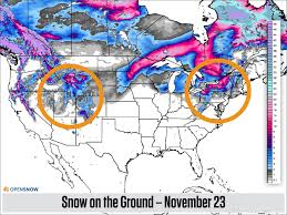 Southwest Canada Map by Legitimate Snowstorms Are In The Forecast Us And Canada