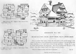 Chateauesque House Plans 1895 Queen Anne Centerville Ia George F Barber 50 000