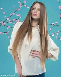 haircut with irregular length straight waste length hairstyles haircut for ladies ladies