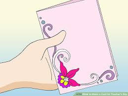 cards for s day 5 ways to make a card for s day wikihow