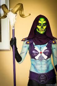 Skeletor Halloween Costume Skeletor Cosplay
