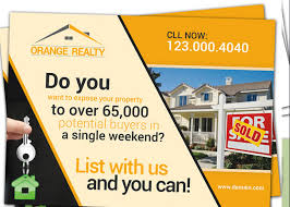 every door direct mail eddm for real estate agent realtor