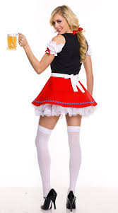 Bavarian Halloween Costumes Beer Costume N5771