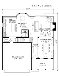 how to a house plan house plan 57053 at familyhomeplans com