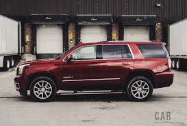 gmc yukon trunk space review 2016 gmc yukon denali canadian auto review