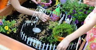 Fairy Garden Craft Ideas - let u0027s build a fairy garden table inner child fun