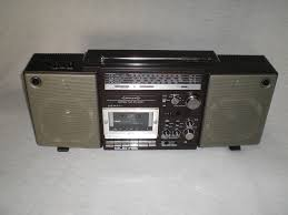Ecoxgear Rugged And Waterproof Stereo Boombox Tragbare Stereoanlage Panasonic Rx Ed707 Radio Cassette Cd
