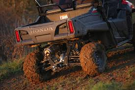 all challenges overcome with the new honda pioneer side x side utv