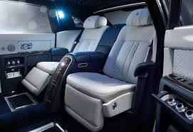 rolls royce inside rolls royce phantom limelight collection
