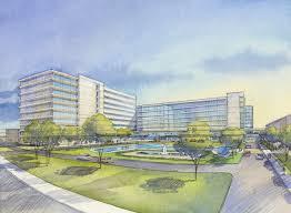 Iu Campus Map Indiana University Health Hires Hok To Masterplan Medical Campus