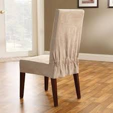 Seat Cover Dining Room Chair Excellent Best 25 Dining Room Chair Slipcovers Ideas On Pinterest