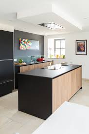 cuisine ilot centrale design awesome cuisine ilot central design 4 cuisine et bois