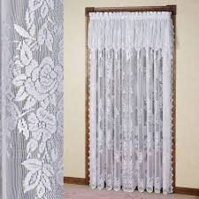 Swag Shower Curtain Sets Curtains With Valance And Tiebacks Home Design Ideas Shower Fancy