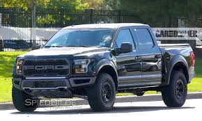 Ford Raptor Concept Truck - 2017 ford f 150 raptor caught on the road