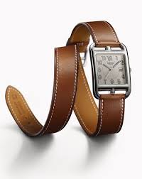 hermes cape cod watch with double tour strap anyone want to buy
