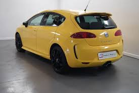 used 2007 seat leon cupra 240 with genuine k1 kit for sale in
