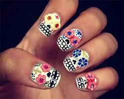 10 halloween 3d nail art designs ideas trends u0026 stickers 2014