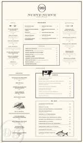 simple food menu food menu text fonts and menu