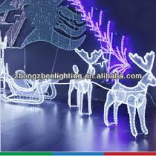 Outdoor Christmas Decorations Swans by Outdoor Decor Led Arylic Motif Light For Swan Outdoor Christmas
