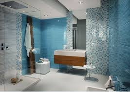 Modern Tiled Bathroom Beautiful Ideas For Modern Tiles In The Bathroom