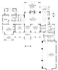 dennis 5202 4 bedrooms and 4 baths the house designers