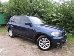 undercover police jeep bmw x5 3 0 xdrive40d ac 5d auto 302 bhp 1 owner ex police