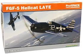 amazon com 1 48 eduard kits profipack f6f 5 hellcat late model