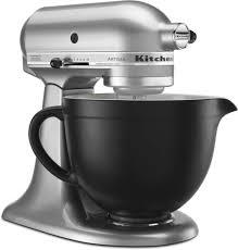 kitchenaid mixer black kitchenaid ceramic mixer bowl 5qt black matte everything