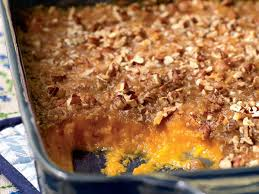 thanksgiving yams with marshmallows recipe easy u0026 healthy sweet potato casserole recipes cooking light