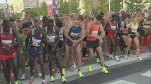 Chicago Marathon Map Runner U0027s Guide To 2017 Bank Of America Chicago Marathon Nbc Chicago