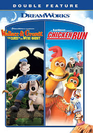 rabbit dvds wallace gromit the curse of the were rabbit