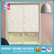 2017 new design decorative cassette roller blinds with europe
