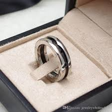 gear wedding ring charity version of the ring years gear titanium steel couples