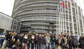 si e du parlement europ n masevaux les collégiens au parlement européen de strasbourg