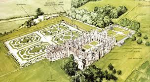 Royal Festival Hall Floor Plan Jane Austen Film Locations Kirby Hall Northamptonshire Used As