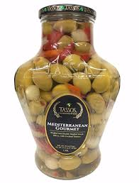 gourmet olives tassos mediterranean gourmet stuffed olives with cocktail