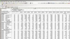 Example Of A Spreadsheet Examples Of Bookkeeping Spreadsheets Teerve Sheet