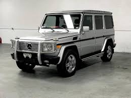 mercedes benz g500 for sale hemmings motor news
