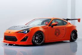 frs scion red aimgain bodykits scion frs collaboration aero car such