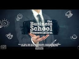 business college presentation u2014 after effects project