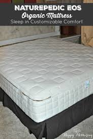 naturepedic eos organic mattress review happy mothering
