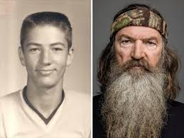 duck dynasty hair cut duck dynasty stars without beards photos of phil robertson uncle