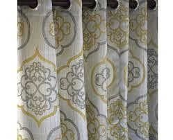 curtains yellow kitchen curtains beauty mustard yellow curtain