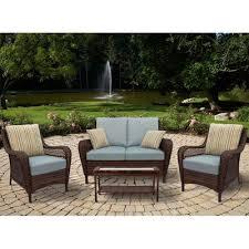 Outdoor Resin Wicker Patio Furniture by 399 Best Outdoor Wicker Furniture Ideas Images On Pinterest