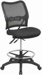 counter height desk chair office chairs office chairs for less drafting stools and counter