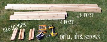 8 Ft Picnic Table Plans Free by Raised Beds How To Build Raised Garden Beds For 35